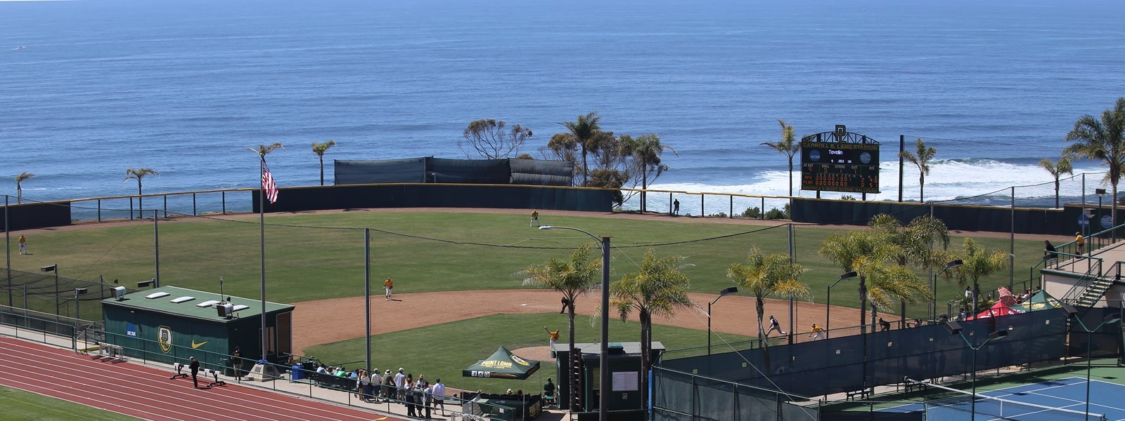 Image result for point loma nazarene university baseball