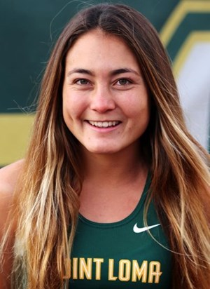 Celine Lum - Track & Field - PLNU Athletics