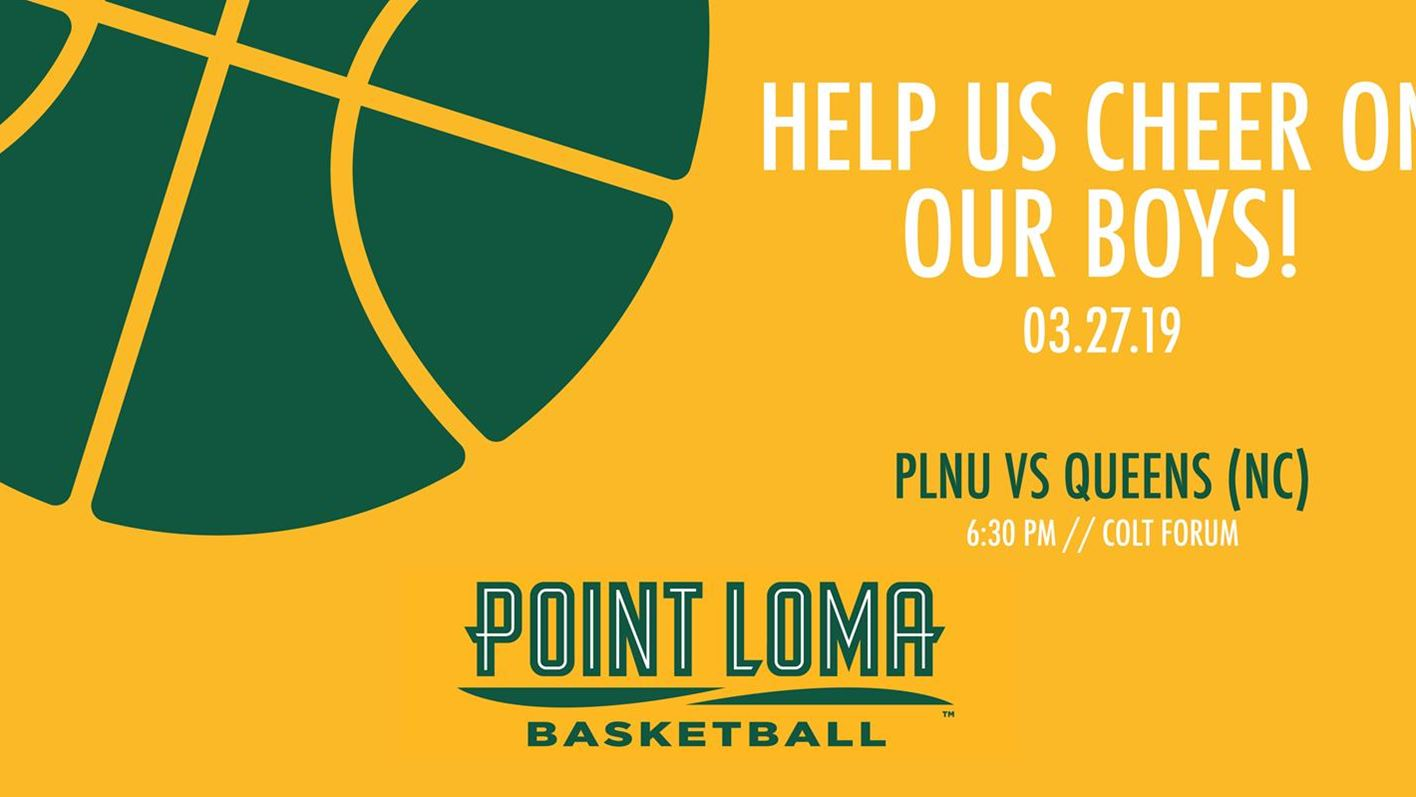 MEN'S BASKETBALL VIEWING PARTY INFORMATION - PLNU Athletics